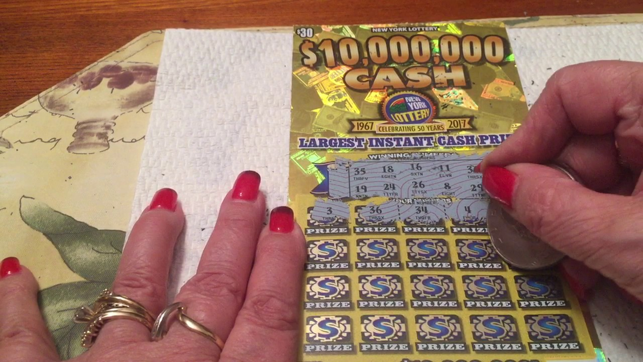 What time can you cash scratch-offs in Maryland?